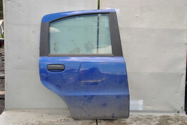 Fiat Panda drzwi prawy tył