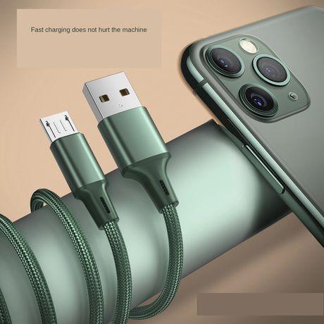 Kabel USB typu C do ładowania transmisji danych 2m