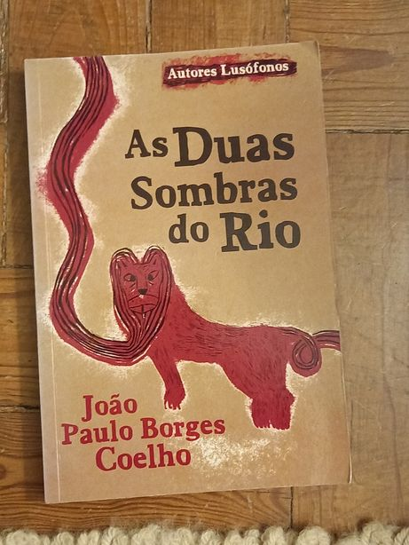 Livro. As Duas Sombras do Rio