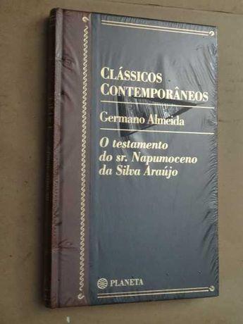 O Testamento do Sr. Napumoceno da Silva Araújo de Germano Almeida