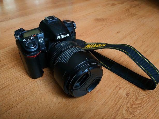 Nikon D7000 + 18-105мм