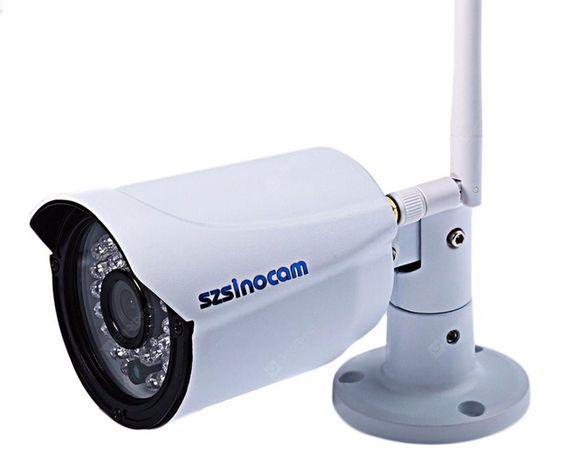 Camera de Video Vigilancia por IP e por cabo