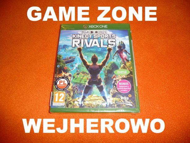 Kinect Sports Rivals Xbox One + S + X = PŁYTA PL Wejherowo