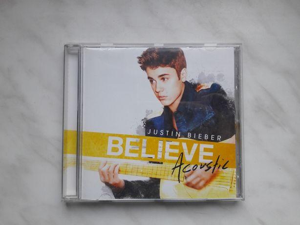 Płyta Justin Bieber Believe acoustic