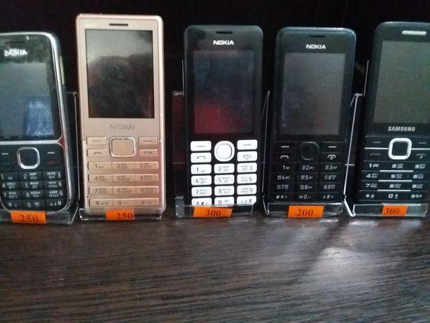 Кнопочные телефоны- большой выбор