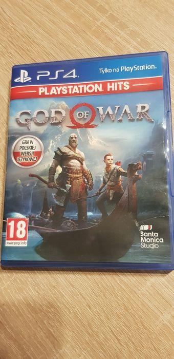 God Of War PS4 PL Poznań - image 1