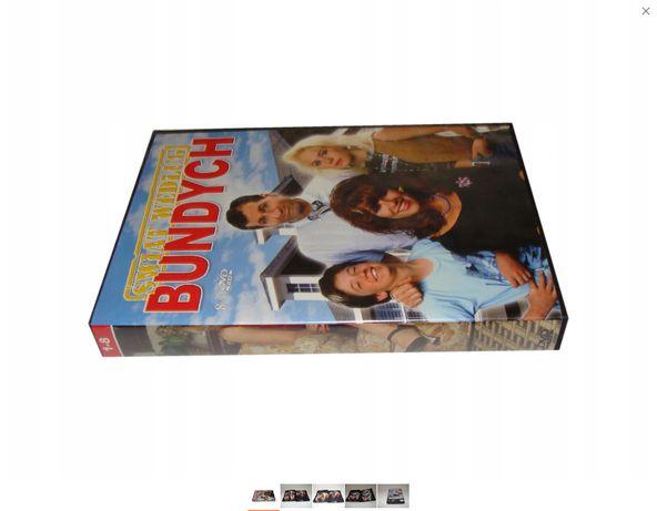 Świat według Bundych płyty DVD 1-8, odcinki 1-24