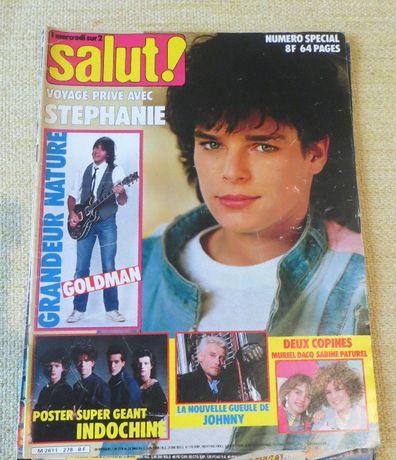 Música anos 80 Especial Johnny Hallyday - Revista Salut