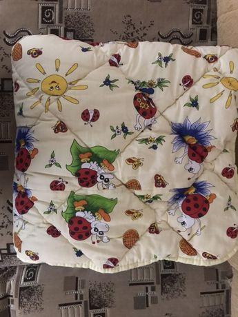 Одеяло в кроватку ТЕП+постель