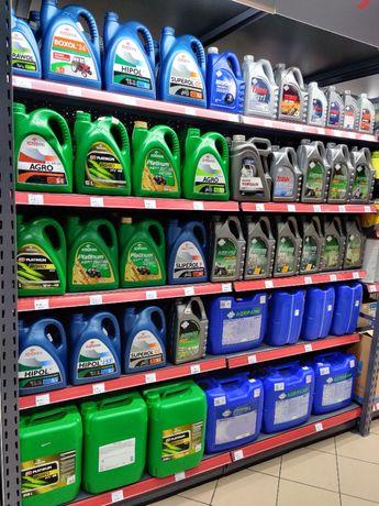 Oleje Hydrauliczne, Przekładniowe, Silnikowe, Uniwersalne FUCHS, Orlen