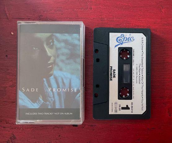 Sade - Promise - MC Album EPIC - 1985 -Holland