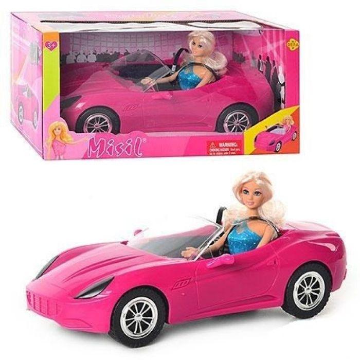 Кукла барби с машиной Defa Днепр - изображение 1