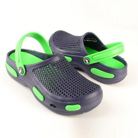 Кроксы мужские (сабо, медицинская обувь)