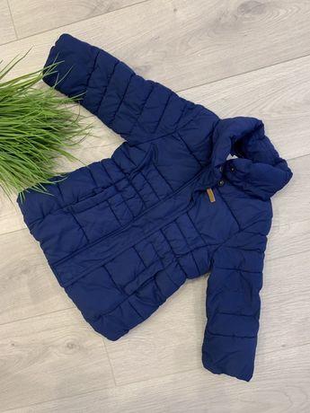 Куртка на девочку 2-4 года H&M