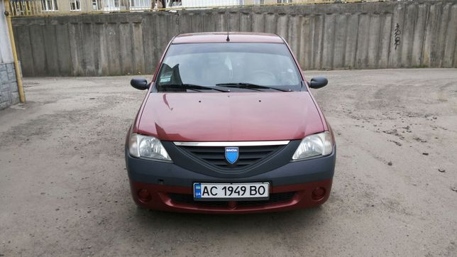 Dacia Logan 1.4 г/б