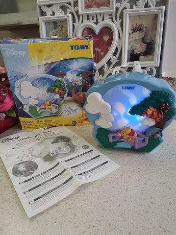 Детский ночник проектор Tomy