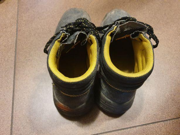 Buty robocze Urgent z metalowym podnoskiem rozmiar 37
