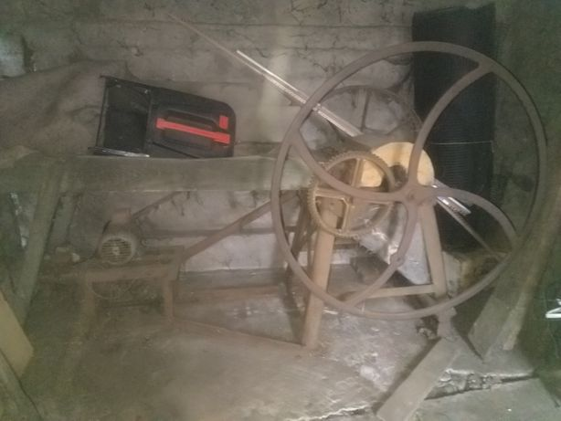 Sieczkarnia ręczna +silnik