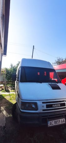 Iveco turbo daily 2.8