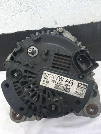 Alternator  Audi a6 c6  2.0TDI  180A    kod silnik BRB, BLB