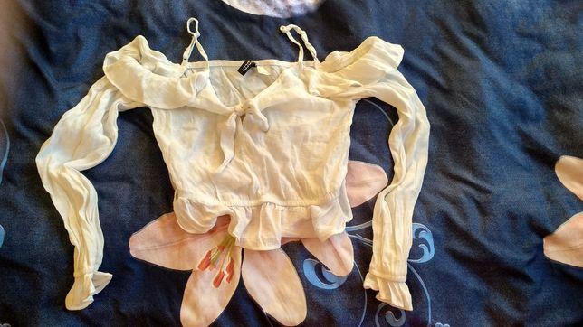 Нежная блузка H&M