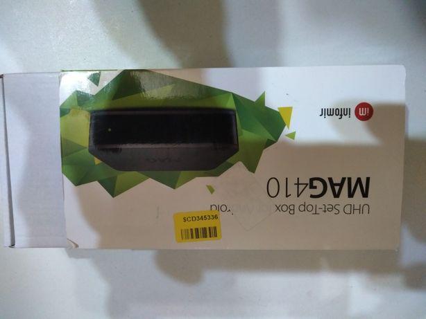 Продам приставку IPTV android MAG410