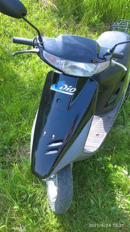 Хонда діо 27 Honda dio 27 мопед скутер