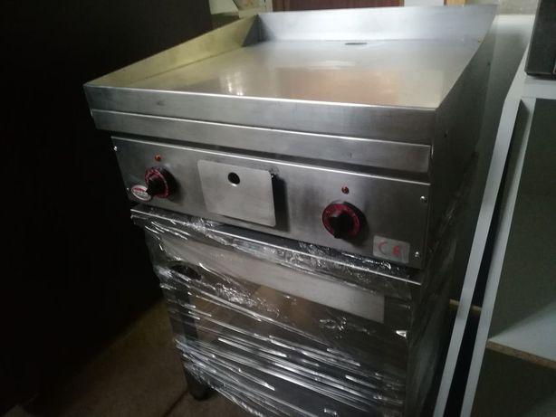 Frytop elétrico de 600x600 com garantia