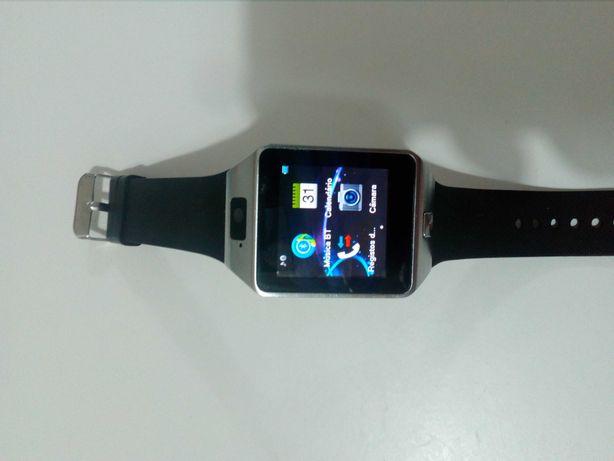 Smartwatch camera/cartão sim