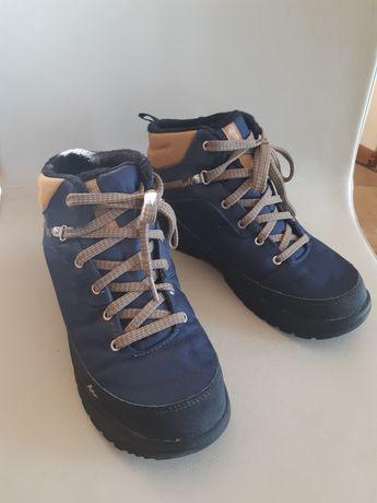 Buty chłopięce zimowe quechua