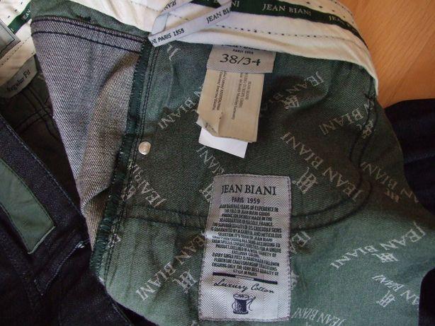 Jean Biani 38/34 spodnie b.dobry stan