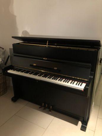 Pianino Weinbach wysokie - po renowacji, czarne 88 klawiszy