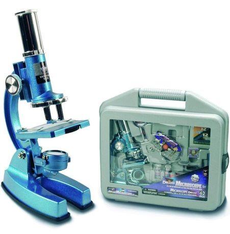 Mikroskop do nauki i zabawy - zestaw w walizce ! Okazja !!!