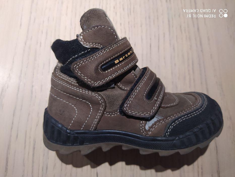 Kozaki, buty zimowe, skórzane BARTEK, rozm. 26 Kluczbork - image 1