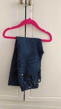 Reserved Spodnie_jeansy  Nowe 110