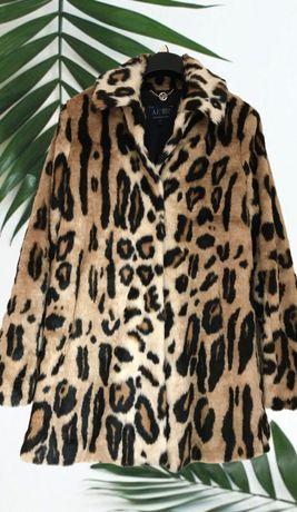 ARMANI тигровое пальто блейзер brunello.
