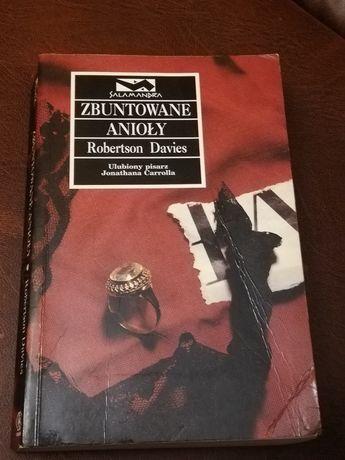 Książka pt Zbuntowane Anioły, Robertson Davies