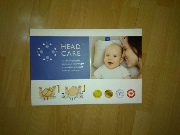 Poduszka ortopedyczna dla niemowląt HEAD CARE Basic, rozm. M