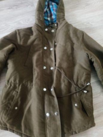 Курточка парка женская