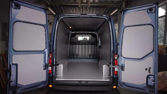 Opel Movano Renault Master L2H2  Zabudowa przestrzeni ładunkowej paki