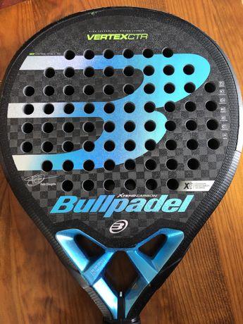 Bullpadel Vertex CTR 2020 - Raquete Padel