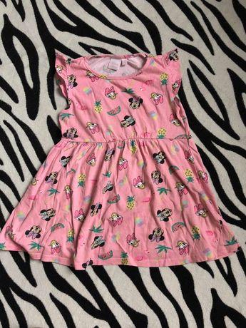 Платье летнее Disney