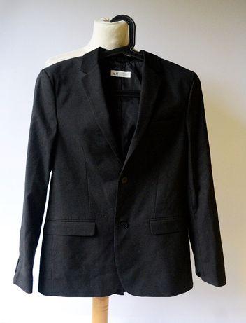 Marynarka Czarna H&M 164 cm 13 14 lat Elegancka Blezer Garnitur Zara