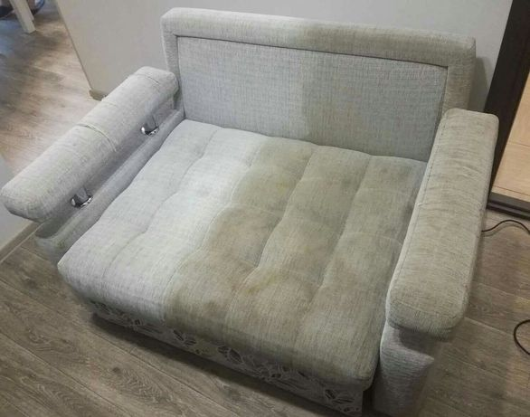 Чистка дивана, матраса, кресла, уголка