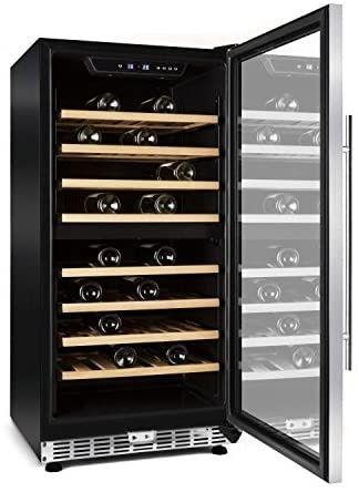 Холодильник для вина Klarstein Piccola Reserva (8 деревянных полок, 24