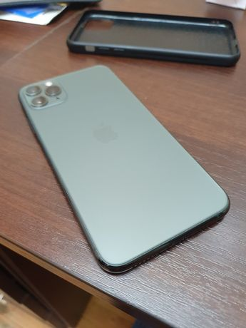 Продам айфон iPhone 11 Pro Max 64 Gb Midnight Green