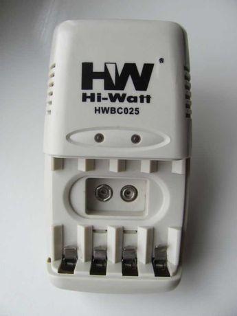 Зарядное устройство Hi-Watt для АА, ААА + крона