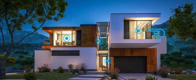 Dom Inteligentny SALUS Smart Home. Sterowanie ogrzewaniem podłogowym.