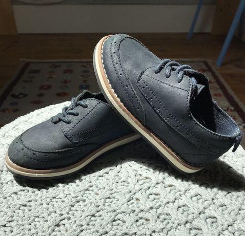 Sapatos Zara Baby azuis, 22