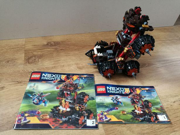 Lego nexo knights 70321, 100% kompletne